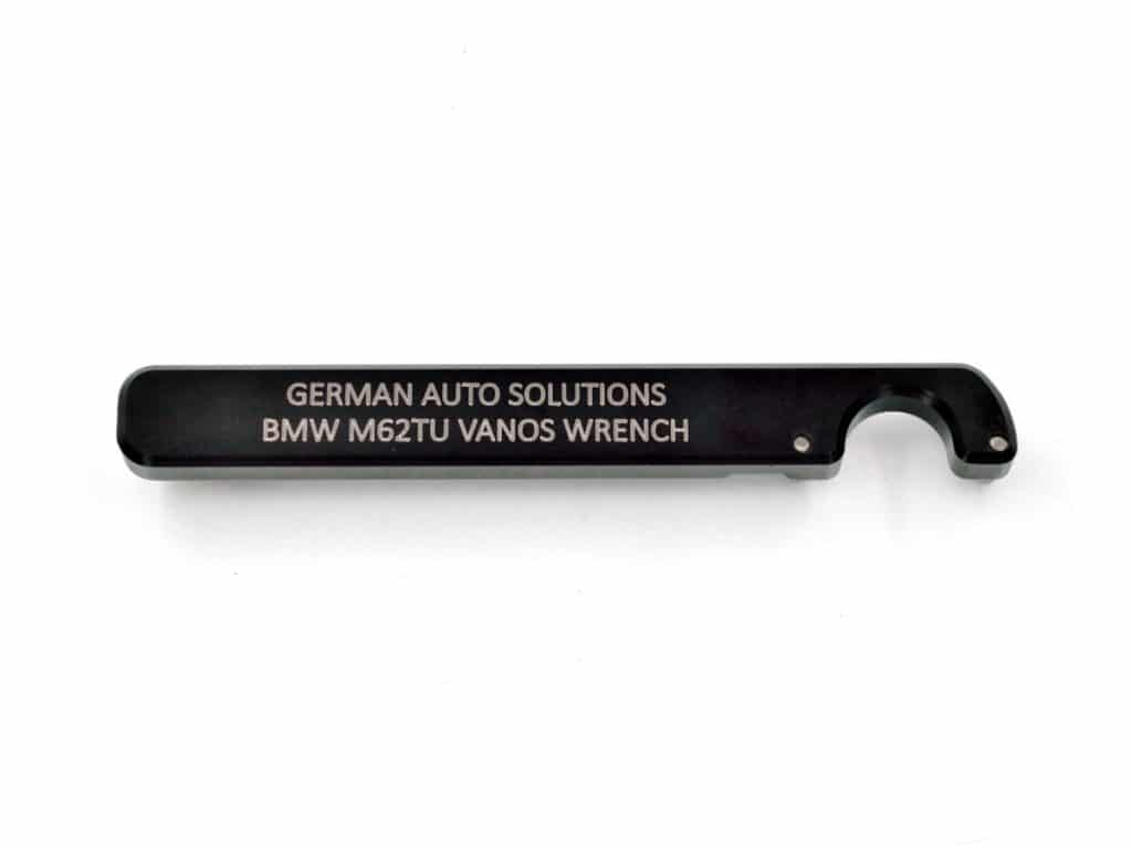 GAS VANOS Adjustment Wrench for the BMW/Land Rover M62tu Engine