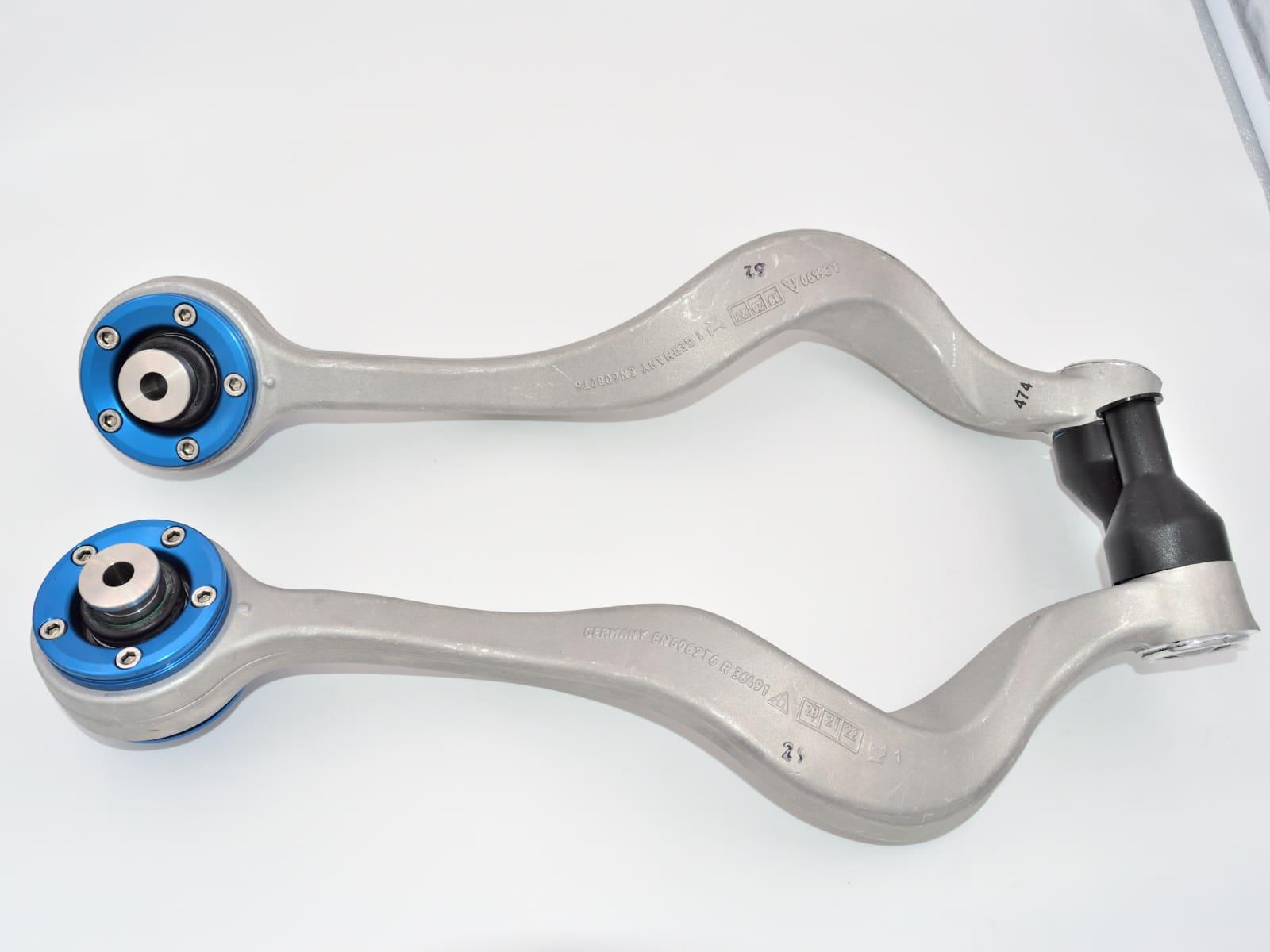 GAS BMW E60 Monoballs Pre-installed into New Control Arms