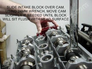 CAM LOCK BLOCKS 1