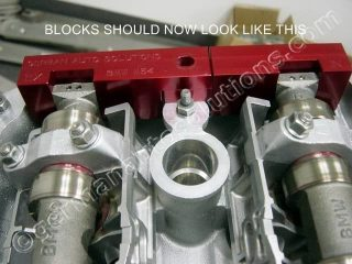 CAM LOCK BLOCKS 3