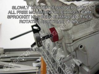 GAS TENSIONER INSTALL 2